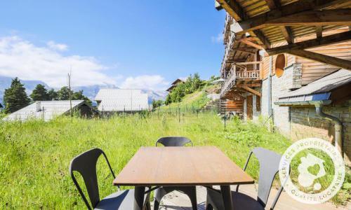 Аренда на лыжном курорте Квартира студия для 4 чел. (Sélection 36m²) - Résidence les Mélèzes - Maeva Home - La Joue du Loup - летом под открытым небом