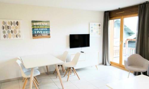 Аренда на лыжном курорте Квартира студия для 2 чел. (Sélection 24m²-1) - Résidence les Mélèzes - Maeva Home - La Joue du Loup - летом под открытым небом