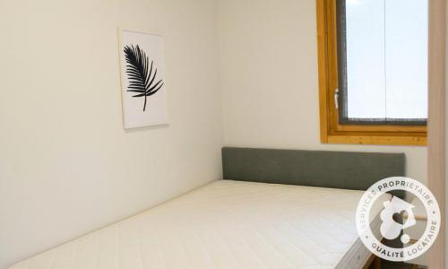 Аренда на лыжном курорте Апартаменты 2 комнат 4 чел. (Sélection 36m²-1) - Résidence les Mélèzes - Maeva Home - La Joue du Loup - летом под открытым небом