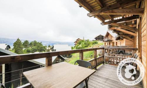 Аренда на лыжном курорте Квартира студия для 4 чел. (Sélection -2) - Résidence les Mélèzes - Maeva Home - La Joue du Loup - летом под открытым небом