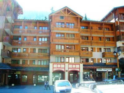 Location au ski Residence Les Melezets 1 - Valfréjus - Extérieur été