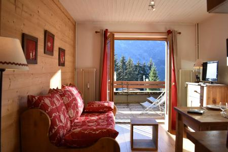 Vacances en montagne Studio 2 personnes (A1) - Résidence les Merisiers - Méribel