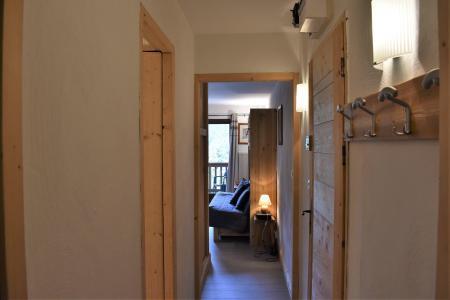 Vacances en montagne Appartement 2 pièces 4 personnes (A16) - Résidence les Merisiers - Méribel