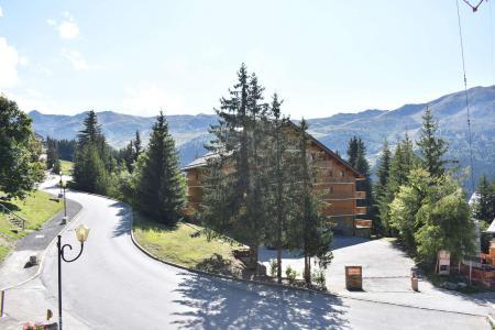 Vacances en montagne Studio 2 personnes (A08) - Résidence les Merisiers - Méribel - Extérieur été