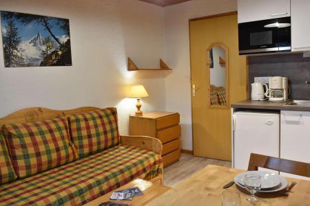 Vacances en montagne Studio 2 personnes (A08) - Résidence les Merisiers - Méribel - Logement