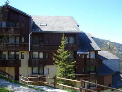 Location au ski Studio cabine 4 personnes (83) - Residence Les Michailles - Peisey-Vallandry - Extérieur été