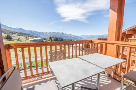 Rent in ski resort 4 room apartment 6 people (601) - Résidence les Monarques - Les Arcs - Summer outside