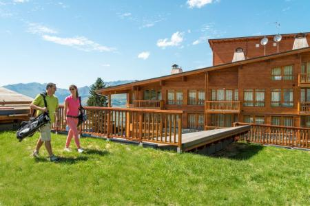 Rent in ski resort Résidence les Monarques - Les Arcs - Summer outside