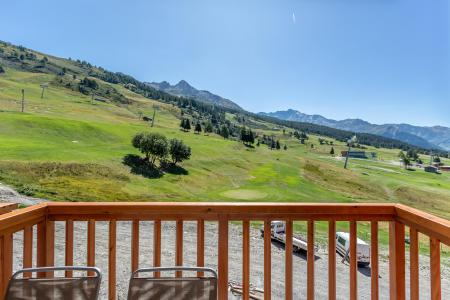 Rent in ski resort 4 room apartment 6 people (905) - Résidence les Monarques - Les Arcs - Summer outside