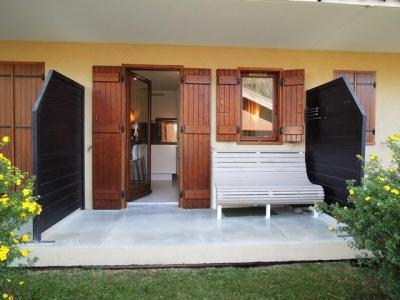 Location au ski Studio coin montagne 4 personnes (5) - Residence Les Montagnys - Chatel - Extérieur été