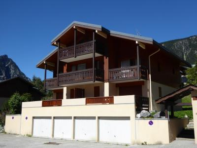 Rent in ski resort Résidence les Murgers - Pralognan-la-Vanoise - Summer outside