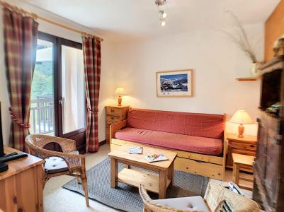 Holiday in mountain resort 2 room apartment cabin 6 people (B7) - Résidence les Murgers - Saint Martin de Belleville