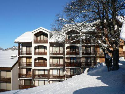 Holiday in mountain resort Résidence les Murgers - Saint Martin de Belleville