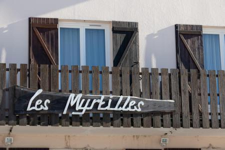 Location au ski Résidence les Myrtilles - Gérardmer - Extérieur été
