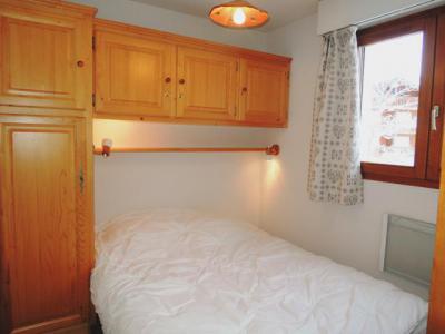 Vacances en montagne Appartement 2 pièces cabine 6 personnes (9) - Résidence les Myrtilles - Châtel - Chambre