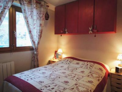 Vacances en montagne Appartement 2 pièces coin montagne 4 personnes (8) - Résidence les Myrtilles - Châtel - Chambre