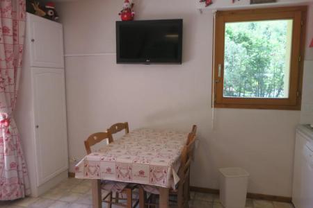 Vacances en montagne Appartement 2 pièces coin montagne 4 personnes (8) - Résidence les Myrtilles - Châtel - Séjour