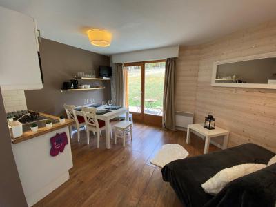 Vacances en montagne Appartement 2 pièces coin montagne 6 personnes (4) - Résidence les Myrtilles - Châtel - Séjour