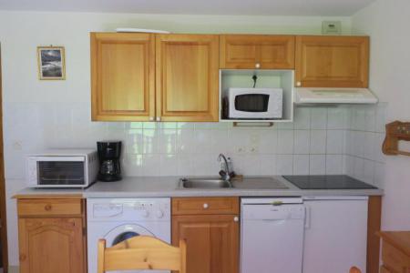 Vacances en montagne Appartement 3 pièces 5 personnes (18) - Résidence les Myrtilles - Châtel - Kitchenette