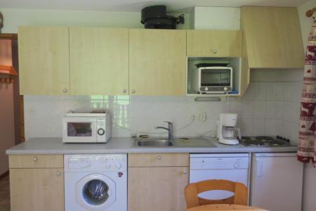 Vacances en montagne Appartement 3 pièces 6 personnes (17) - Résidence les Myrtilles - Châtel - Cuisine