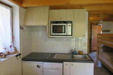 Vacances en montagne Appartement 3 pièces 6 personnes (24) - Résidence les Myrtilles - Châtel - Cuisine