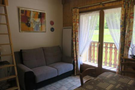Vacances en montagne Appartement 3 pièces 6 personnes (24) - Résidence les Myrtilles - Châtel - Séjour