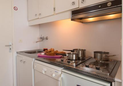 Holiday in mountain resort Résidence les Myrtilles - Gérardmer - Kitchen