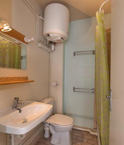 Vacances en montagne Résidence les Myrtilles - Gérardmer - Salle de bains