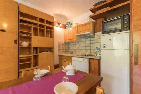 Vacances en montagne Appartement 2 pièces 6 personnes (406) - Résidence les Nivéoles - Serre Chevalier - Logement