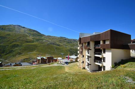 Vacances en montagne Résidence les Origanes - Les Menuires
