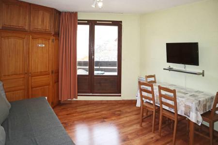 Holiday in mountain resort Studio sleeping corner 4 people (184) - Résidence les Orrianes des Cîmes - Les Orres