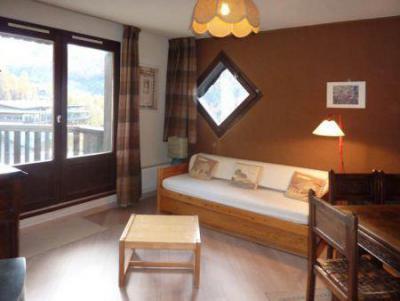 Holiday in mountain resort Studio sleeping corner 4 people (185) - Résidence les Orrianes des Cîmes - Les Orres