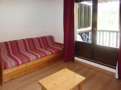 Holiday in mountain resort Studio sleeping corner 4 people (194) - Résidence les Orrianes des Cîmes - Les Orres