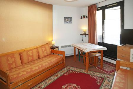 Holiday in mountain resort Studio 4 people (181) - Résidence les Orrianes des Cîmes - Les Orres - Living room