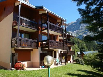 Rent in ski resort Résidence les Pariettes - Pralognan-la-Vanoise - Summer outside