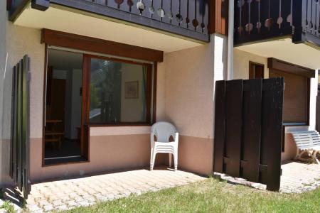 Rent in ski resort 2 room apartment 4 people (BA1) - Résidence les Pariettes - Pralognan-la-Vanoise - Summer outside