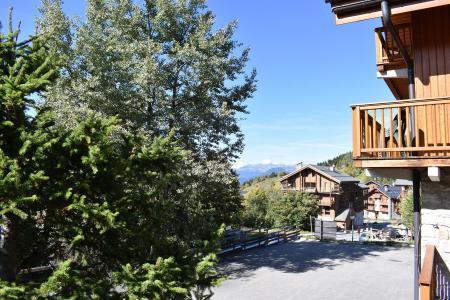 Location au ski Appartement 2 pièces 4 personnes (2) - Résidence les Perdrix - Méribel - Extérieur été