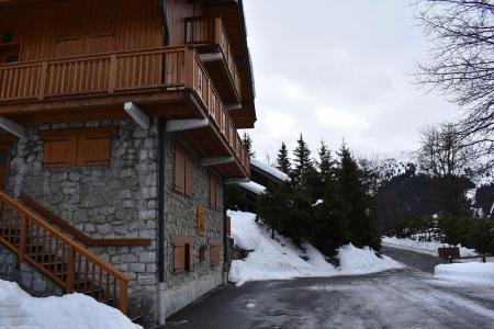 Vacances en montagne Appartement 2 pièces 4 personnes (2) - Résidence les Perdrix - Méribel