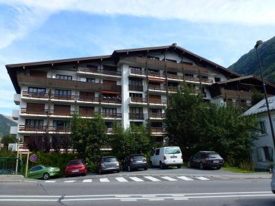Location Chamonix : Résidence les Périades hiver