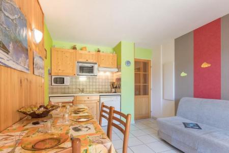 Vacances en montagne Appartement 2 pièces cabine 4 personnes (204) - Résidence les Peyronilles - Serre Chevalier - Séjour