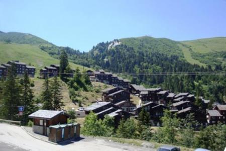 Vacances en montagne Studio coin montagne 4 personnes (016) - Résidence les Pierres Plates - Valmorel