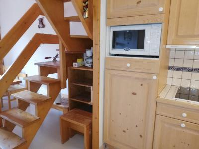Vacances en montagne Appartement 3 pièces 7 personnes (054) - Résidence les Pierres Plates - Valmorel