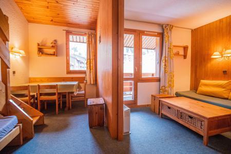 Vacances en montagne Studio 5 personnes (057) - Résidence les Pierres Plates - Valmorel