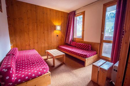 Vacances en montagne Studio 4 personnes (031) - Résidence les Pierres Plates - Valmorel