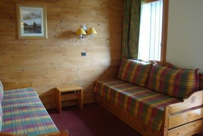 Vacances en montagne Studio 4 personnes (019) - Résidence les Pierres Plates - Valmorel - Logement