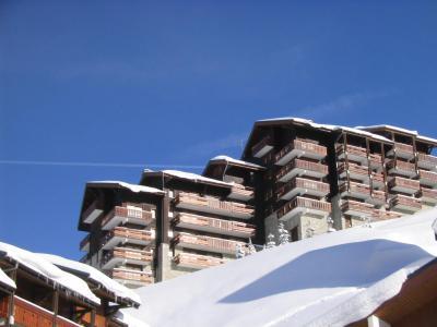 Vacances en montagne Résidence les Plattières - Méribel-Mottaret