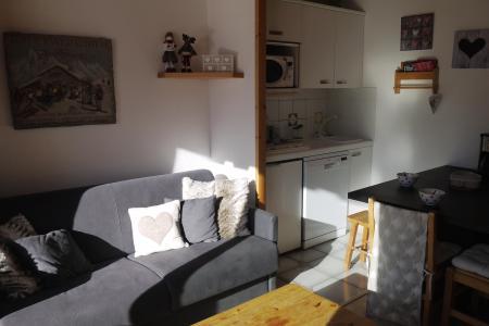Vacances en montagne Appartement 2 pièces 4 personnes (032) - Résidence les Plattières - Méribel-Mottaret