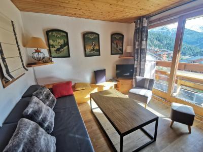 Vacances en montagne Appartement 3 pièces 6 personnes (033) - Résidence les Plattières - Méribel-Mottaret