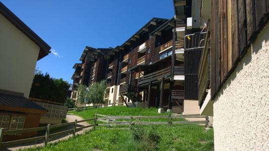 Summer accommodation Résidence les Portes de la Vanoise