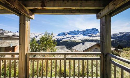Wakacje w górach Apartament 2 pokojowy 4 osób (Prestige 41m²-0) - Résidence les Portes du Grand Massif - Maeva Particuliers - Flaine